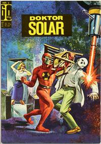 Cover Thumbnail for Doktor Solar (BSV - Williams, 1966 series) #6