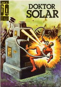 Cover Thumbnail for Doktor Solar (BSV - Williams, 1966 series) #9