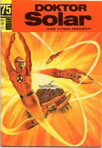 Cover Thumbnail for Doktor Solar (BSV - Williams, 1966 series) #12