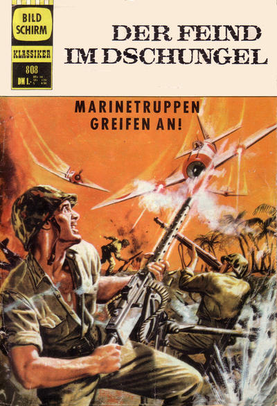 Cover for Bildschirm Klassiker (BSV - Williams, 1964 series) #808