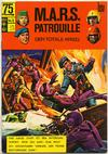 Cover for M.A.R.S. Patrouille (BSV - Williams, 1968 series) #2