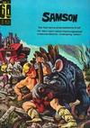 Cover for Samson (BSV - Williams, 1966 series) #3