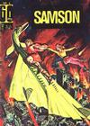 Cover for Samson (BSV - Williams, 1966 series) #6