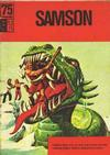 Cover for Samson (BSV - Williams, 1966 series) #8