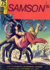Cover for Samson (BSV - Williams, 1966 series) #11