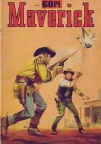 Cover Thumbnail for Maverick (BSV - Williams, 1965 series) #5