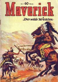 Cover Thumbnail for Maverick (BSV - Williams, 1965 series) #13
