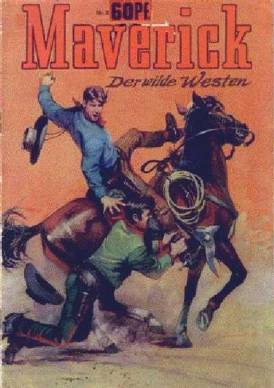 Cover for Maverick (BSV - Williams, 1965 series) #9