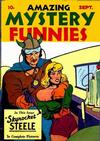 Amazing Mystery Funnies #2