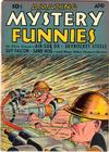 Cover for Amazing Mystery Funnies (Centaur, 1938 series) #v2#4