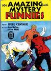 Cover for Amazing Mystery Funnies (Centaur, 1938 series) #v2#8