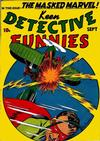 Cover for Keen Detective Funnies (Centaur, 1938 series) #v2#9