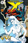 Cover for X (Dark Horse, 1994 series) #8