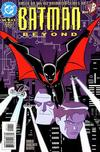 Cover for Batman Beyond (DC, 1999 series) #1