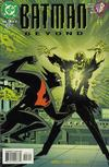 Cover for Batman Beyond (DC, 1999 series) #3