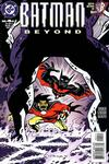 Cover for Batman Beyond (DC, 1999 series) #4