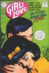Cover for Girls' Love Stories (DC, 1949 series) #132