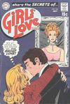 Cover for Girls' Love Stories (DC, 1949 series) #144