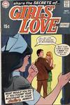 Cover for Girls' Love Stories (DC, 1949 series) #147