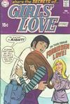 Cover for Girls' Love Stories (DC, 1949 series) #149