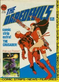 Cover Thumbnail for The Daredevils (Marvel UK, 1982 series) #10