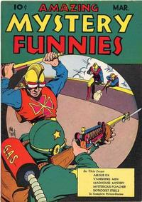 Cover Thumbnail for Amazing Mystery Funnies (Centaur, 1938 series) #v2#3