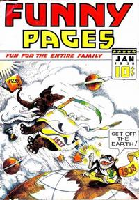 Cover Thumbnail for Funny Pages (Ultem, 1937 series) #v2#5