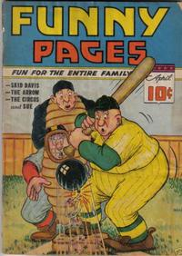 Cover for Funny Pages (1938 series) #v3#3