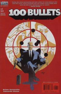 Cover Thumbnail for 100 Bullets (DC, 1999 series) #8