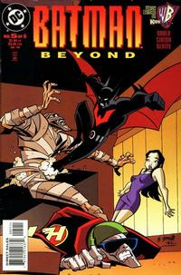 Cover Thumbnail for Batman Beyond (DC, 1999 series) #5