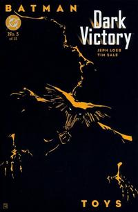 Cover Thumbnail for Batman: Dark Victory (DC, 1999 series) #3