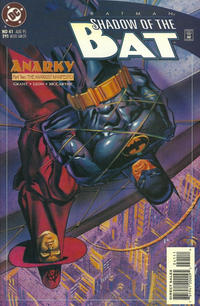 Cover Thumbnail for Batman: Shadow of the Bat (DC, 1992 series) #41