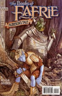 Cover Thumbnail for The Books of Faerie: Auberon's Tale (DC, 1998 series) #2