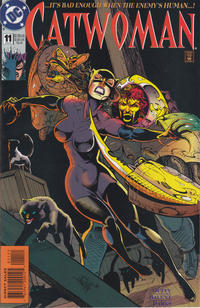 Cover for Catwoman (1993 series) #11