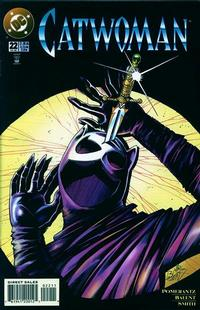Cover Thumbnail for Catwoman (DC, 1993 series) #22