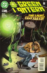 Cover Thumbnail for Green Lantern (DC, 1990 series) #90