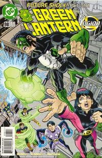 Cover Thumbnail for Green Lantern (DC, 1990 series) #98