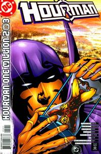 Cover Thumbnail for Hourman (DC, 1999 series) #12