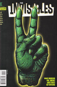 Cover Thumbnail for The Invisibles (DC, 1997 series) #11