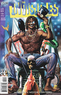 Cover Thumbnail for The Invisibles (DC, 1997 series) #20