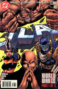 Cover Thumbnail for JLA (DC, 1997 series) #36