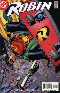 Cover Thumbnail for Robin (DC, 1993 series) #75