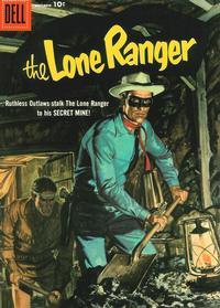 Cover Thumbnail for The Lone Ranger (Dell, 1948 series) #99
