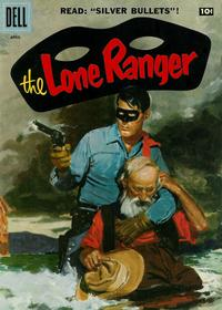 Cover Thumbnail for The Lone Ranger (Dell, 1948 series) #106