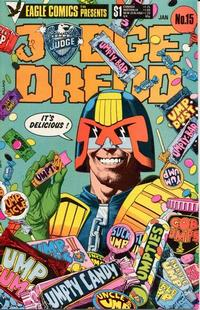 Cover Thumbnail for Judge Dredd (Eagle Comics, 1983 series) #15