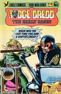 Cover Thumbnail for Judge Dredd: The Early Cases (Eagle Comics, 1986 series) #3