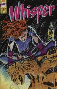 Cover Thumbnail for Whisper (First, 1986 series) #18