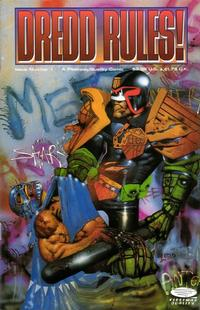 Cover Thumbnail for Dredd Rules! (Fleetway/Quality, 1991 series) #1