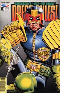 Cover Thumbnail for Dredd Rules! (Fleetway/Quality, 1991 series) #10