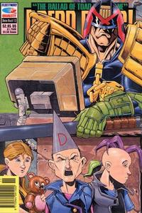 Cover Thumbnail for Dredd Rules! (Fleetway/Quality, 1991 series) #13